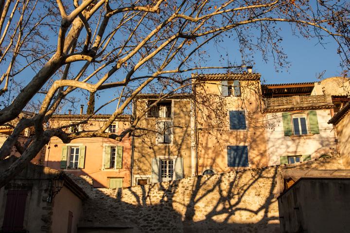 provenc town