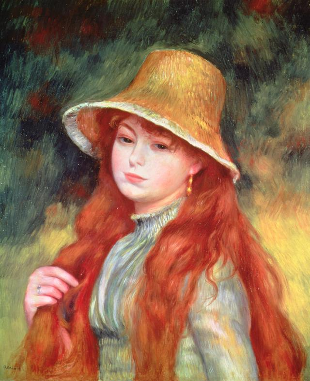 young-girl-with-long-hair-pierre-auguste-renoir